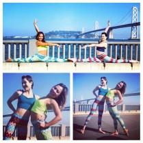 Mika Yoga Wear and K. Deer Haute Yoga