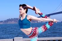 for Mika Yoga Wear and K. Deer Haute Yoga